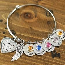 Personalized Bangle Bracelets Best Personalized Alex And Ani Bracelets Products On Wanelo