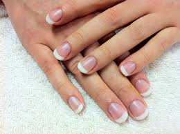 the yay and nay of the french manicure color product gel