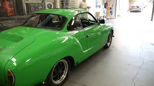 1972 karmann ghia 1961 volkswagen karmann ghia youtube