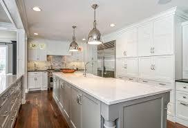 river kitchen island kitchen island painted gray transitional kitchen benjamin