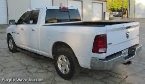 Dodge Ram 1500 Used Truck Bed - 2011 dodge ram 1500 slt quad cab pickup truck item k4986