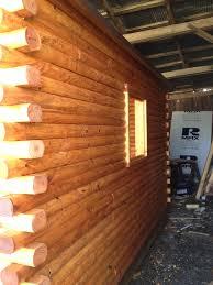 Cedar Landscape Timbers by The Cabin Project Prepcabin Com