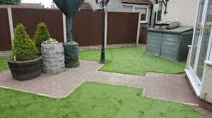 Flagging Liverpool Leasowe Road U2013 Wallasey Village U2013 Fake Lawn Liverpool U2013 Artificial