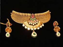 jewelry necklace design images Antique necklace designs v l raka jewellers bhiwandi kalyan jpg
