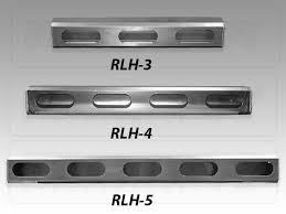 rear race light bar race ready aluminum rear oval led light housing