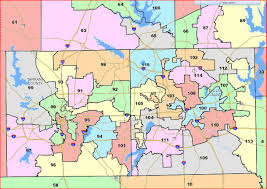 Dallas County Map by The Plaintiffs U0027 Proposal For The Lege U2013 Off The Kuff