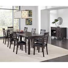 alec 10 piece dining set