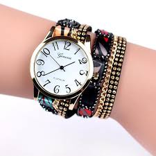 ladies watches bracelet style images Popular fashion design iron tower ladies watches buycoolprice jpg