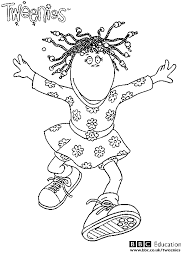 tweenies coloring pages coloringpages1001