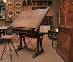 Drafting Table Woodworking Plans 24 Best Vintage Drafting Table Images On Pinterest Drafting