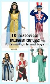 Kids Light Halloween Costume 10 Historical Halloween Costumes Smart Girls Boys