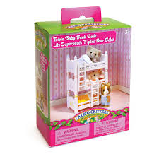 Baby Bunk Bed Calico Critters Baby Bunk Beds S Toys Learning Co