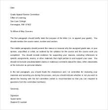 Format Of Dispute Letter letter of appeal city espora co