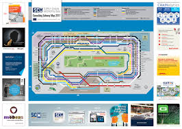 Map Subway by Consulting Subway Map Supply Chain Media