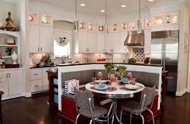 retro kitchen design ideas chic pink retro kitchen design ideas and cabinets