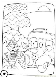 engie benjy 001 4 coloring free engie benjy coloring