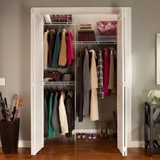 Closetmaid Cubeicals Instructions Closetmaid 5 8 Ft Closet Organizer With Shoe Rack Hayneedle
