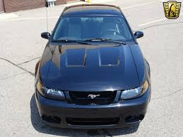 Black 2003 Mustang Ford Mustang Svt Cobra In Illinois For Sale Used Cars On