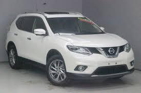 car finance nissan x trail 2016 nissan x trail ti t32 northern motor group