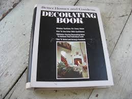better homes and gardens decorating book 1970s era ring binder 17