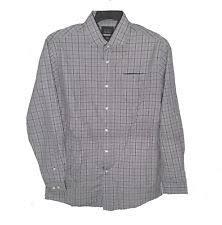 light grey dress shirt jachs city smart men s size medium button down dress shirt light