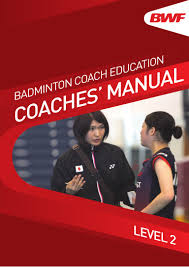 bwf coaches manual level 2