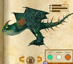nadder color ideas 3 dragons train