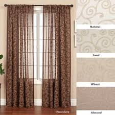 50 X 96 Curtains Linen Sheer Curtains Shop The Best Deals For Nov 2017