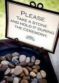 wishing stones wedding oathing stones blessing stones wishing stones 150 count from