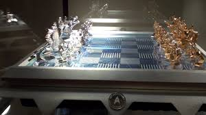 the official star trek chess set paramount pictures youtube