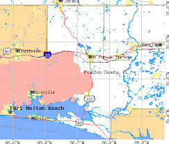 Florida Map Of Cities And Counties Walton County Florida Detailed Profile Houses Real Estate
