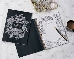 Wedding Planner Journal Wedding Planner Book Wedding Organiser Wedding Journal
