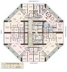 house plan trump tower chicago floor notable busan lotte town som