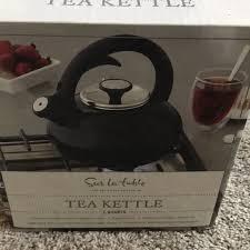 sur la table tea kettle sur la table other new sur la table tea kettle poshmark