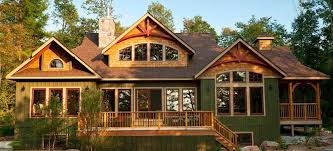 Custom Home Plans with Cedar Homes Award Winning Custom Homes Post And Beam Cottage Plans