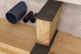 roll resilient underlay epdm wood flooring silent underfloor