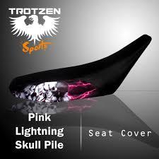 honda trx400ex 98 08 trx 400ex pink lightning sp seat cover