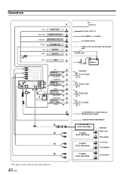 alpine ida x100 wiring diagram alpine wiring diagrams collection