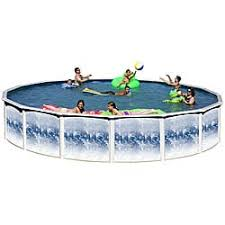above ground pools for less overstock com