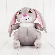 1pcs 20cm princess sofia cartoon cute sofia clover rabbit soft