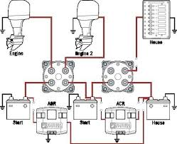 blue sea systems battery switch wiring diagram pertaining to blue