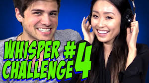 Challenge Smosh Whisper Challenge 4
