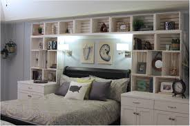 full bed with storage headboard 1000 ideas about headboard shelves