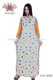 indian supplierl of knitted net sleeve night dress wholesale sleep