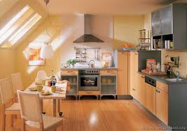 kitchen design ideas with wood cabinets european kitchen cabinets pictures and design ideas