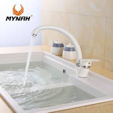 cucina kitchen faucets aliexpress buy mynah kitchen faucet mixer water tap single