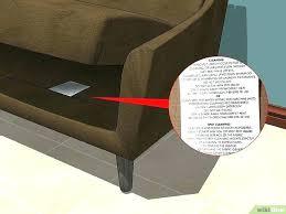 comment nettoyer canapé tissu nettoyer tissu canape comment nettoyer un canape tissu non