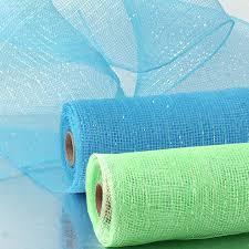 cheap deco mesh deco mesh colored mesh mesh material jute mesh