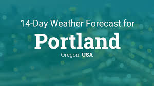 Oregon travel forecast images Portland oregon usa 14 day weather forecast php