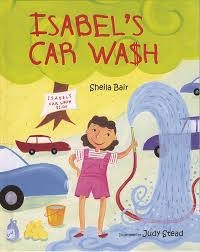 isabel u0027s car wash sheila bair judy stead 9780807536537 amazon